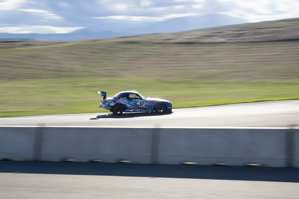 V6 S2000 J-Swap NASA ST4 Thunderhill Raceway