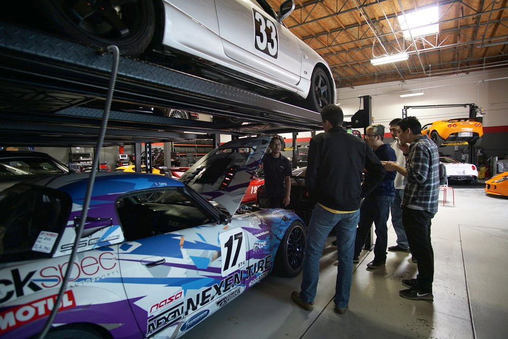 Trackspec Autosports tech talk s2000
