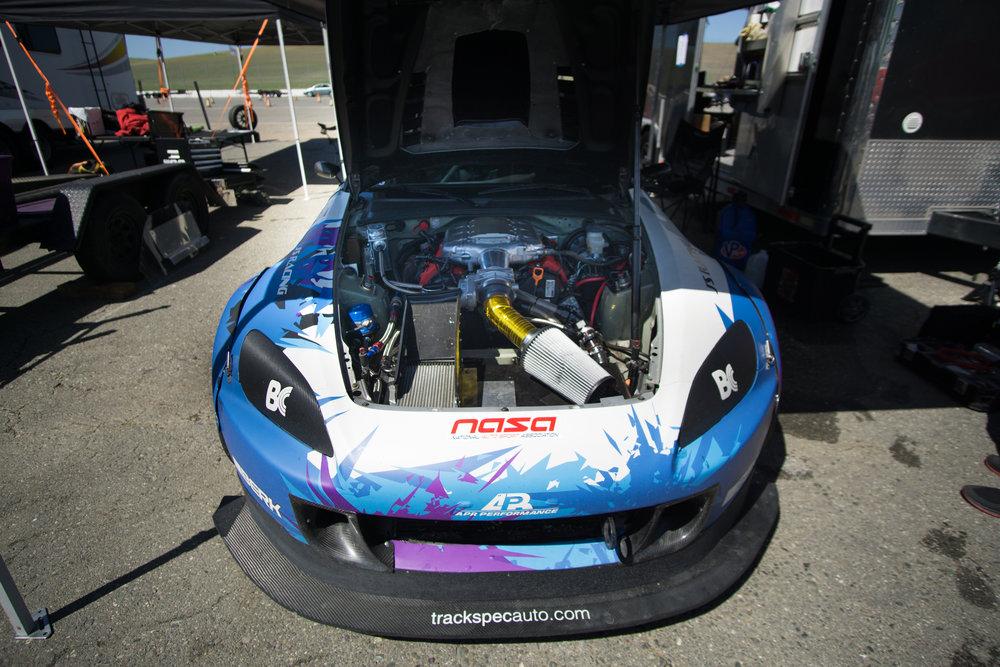 Trackspec Autosports S2000 NASA ST4 JSwap