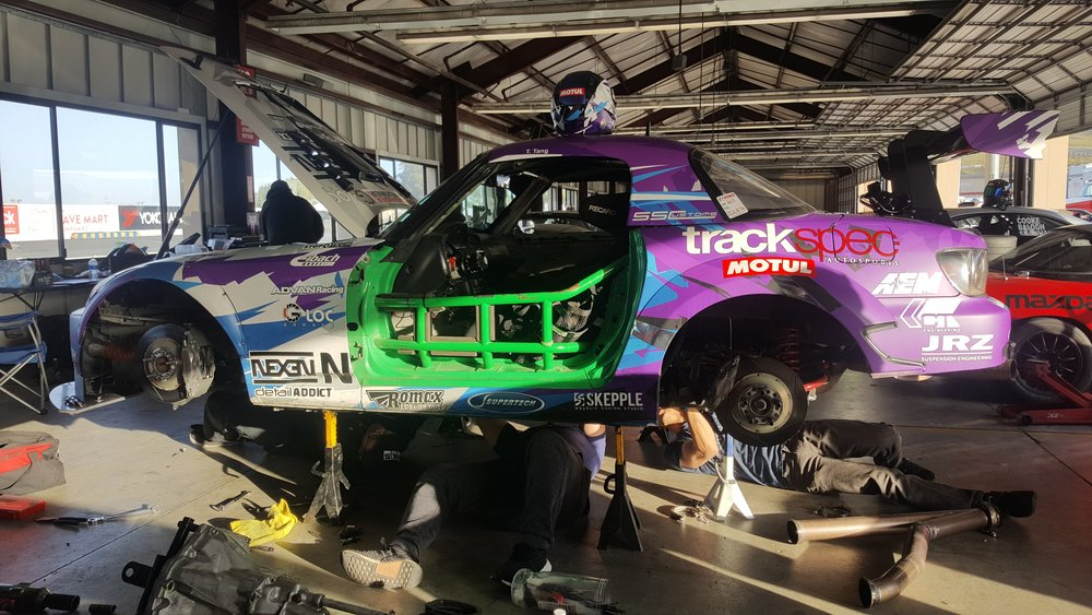 Tom Tang Sonoma Raceway S2000 NASA ST4
