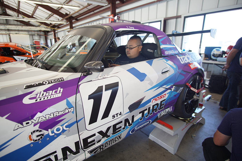 S2000 Sonoma Raceway NASA