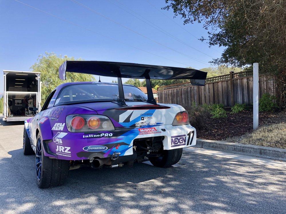Trackspec Autosports S2000 COTA NASA ST4