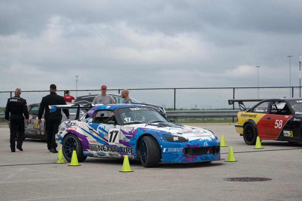 NASA Championships COTA Texas