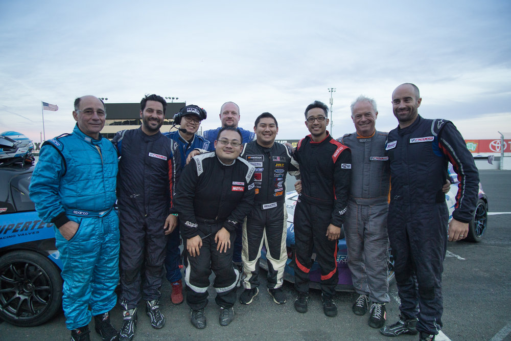 NASA E0 Endurance Sonoma Racweway Trackspec Autosports