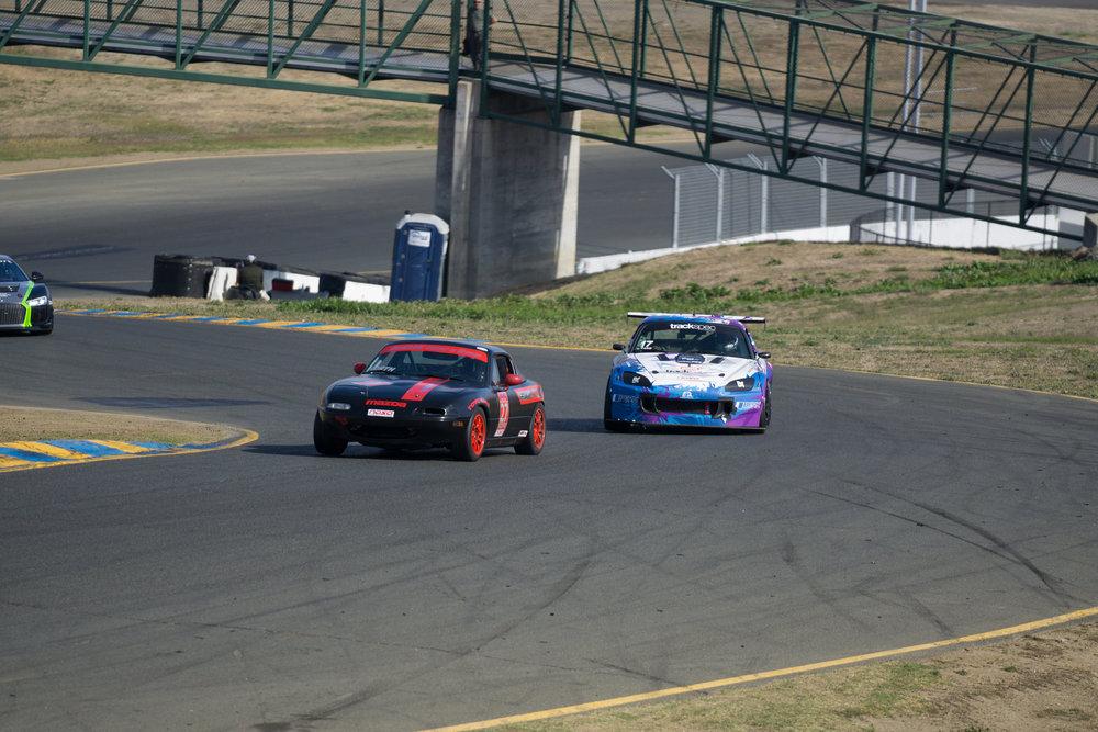 NASA ST4 Sonoma Raceway Trackspec Autosports