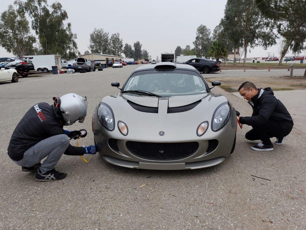 Trackspec Autosports Lotus Exige Buttonwillow Raceway