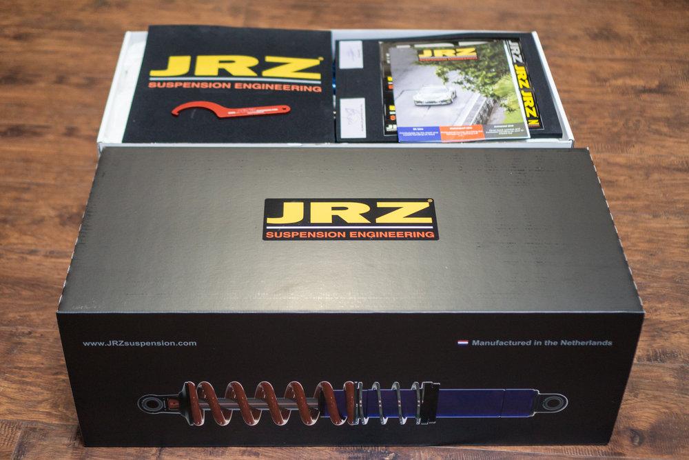 JRZ RS PRO3 Trackspec Autosports