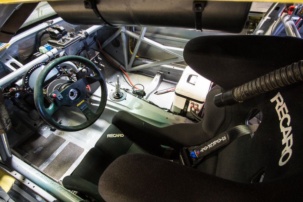 E36 M3 Tom Tang Trackspec Autosports