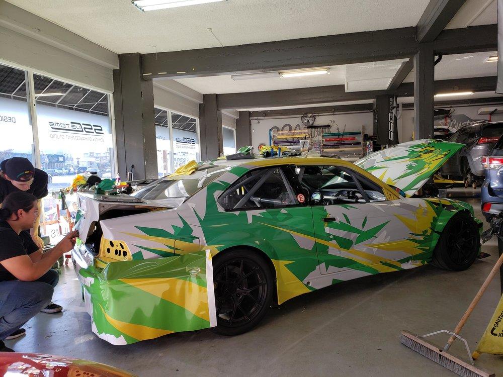 SS Customs Skepple E36 M3 Trackspec Autosports