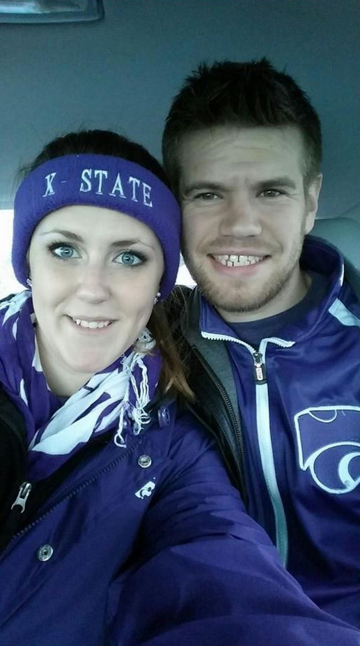 We fell in love over a mutual KSU obsession.