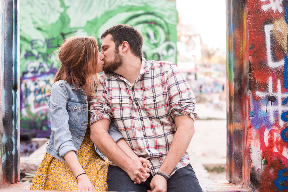 Austin Engagement Session at Hope Graffiti Park -1.jpg