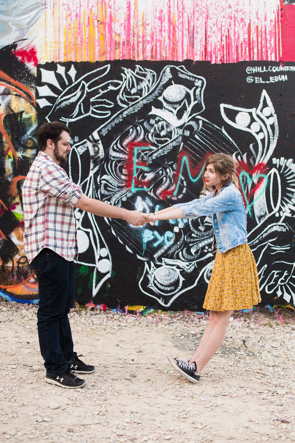 Austin Engagement Session at Hope Graffiti Park -5.jpg