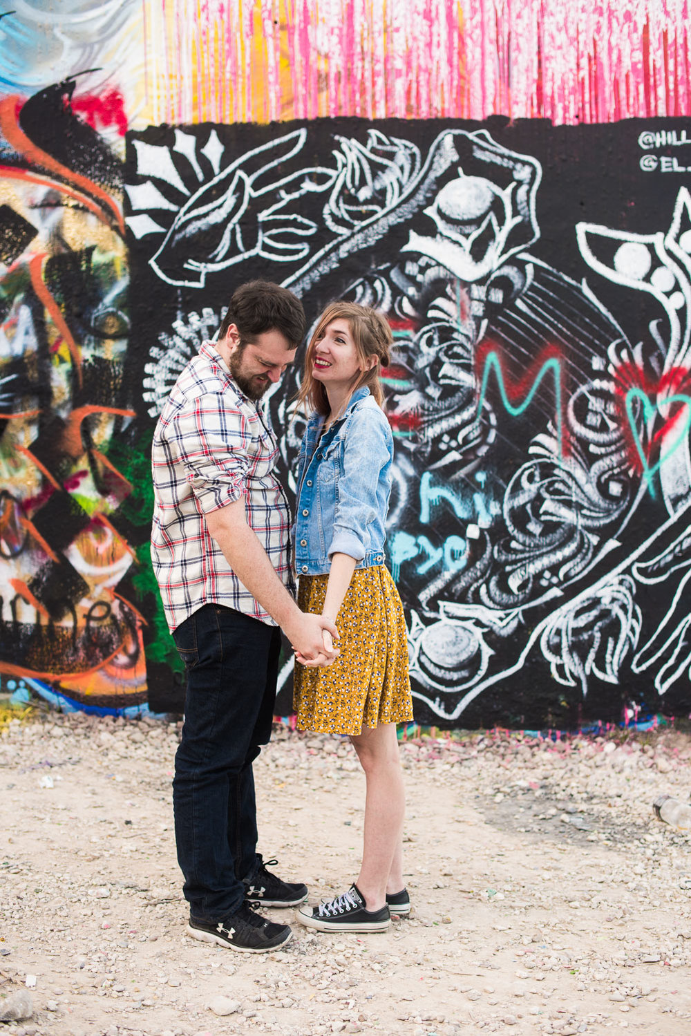Austin Engagement Session at Hope Graffiti Park -6.jpg