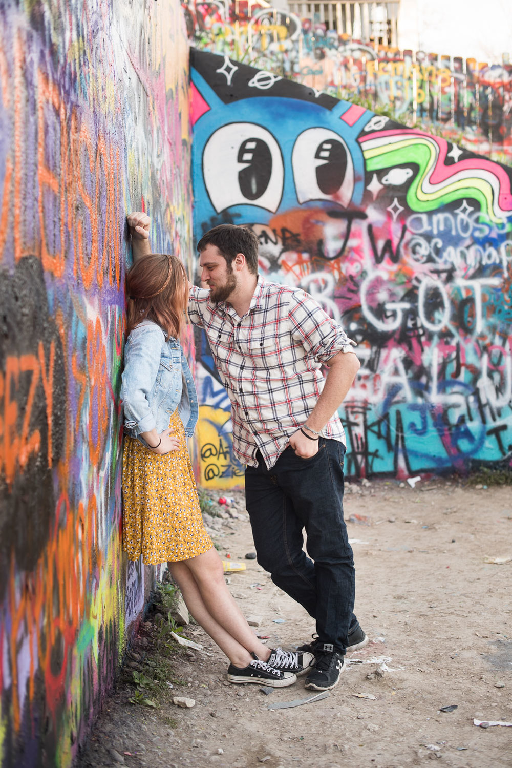 Austin Engagement Session at Hope Graffiti Park -9.jpg