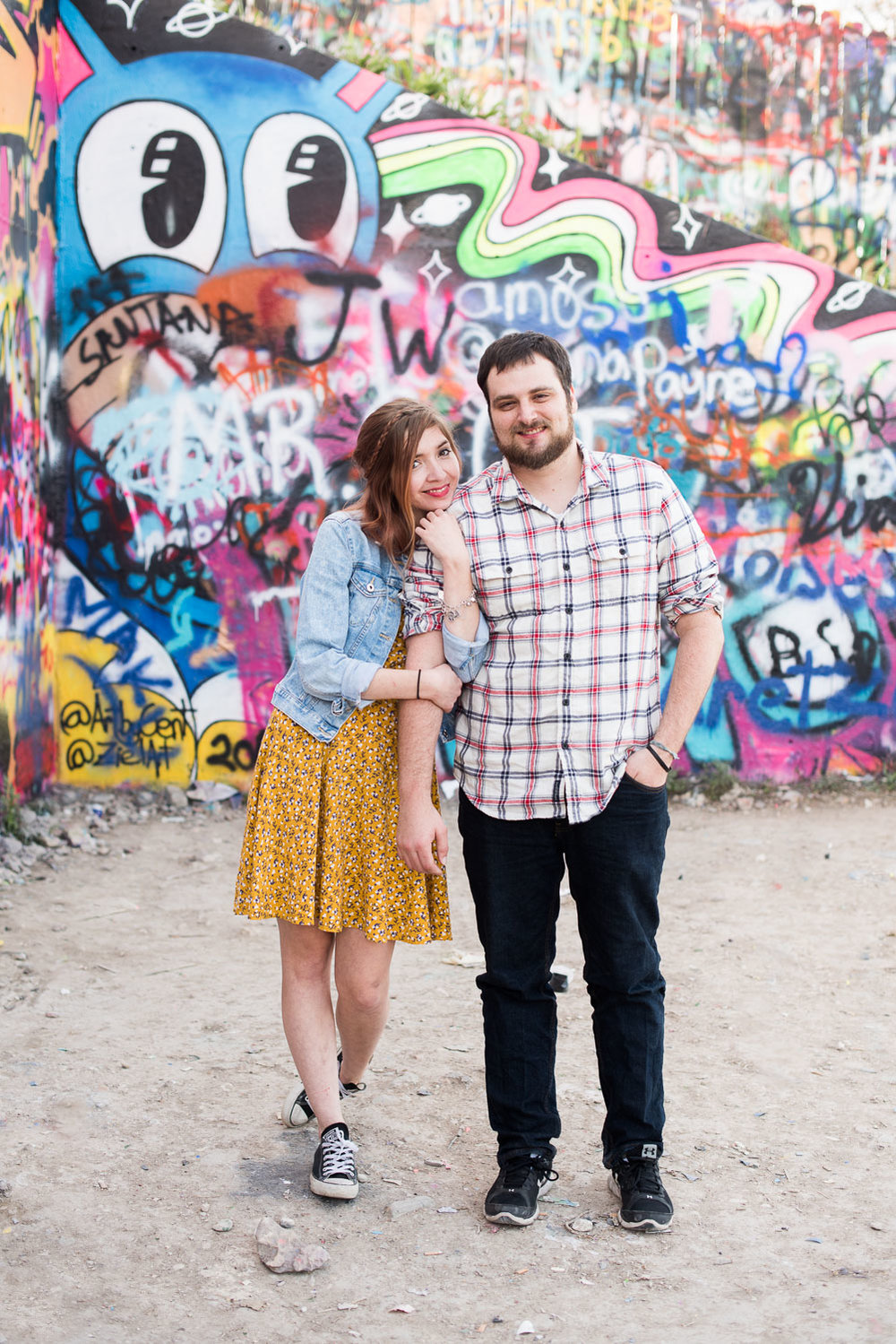 Austin Engagement Session at Hope Graffiti Park -13.jpg