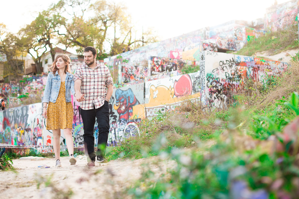 Austin Engagement Session at Hope Graffiti Park -15.jpg