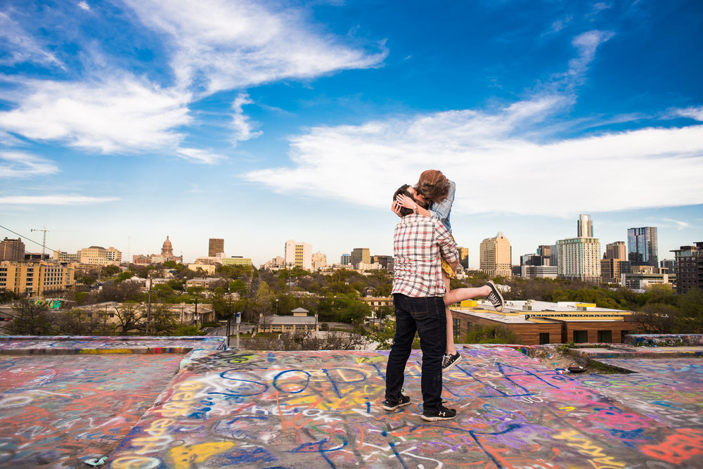 Austin Engagement Session at Hope Graffiti Park -24.jpg