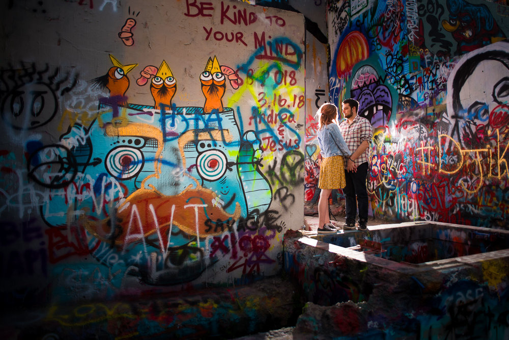 Austin Engagement Session at Hope Graffiti Park -27.jpg