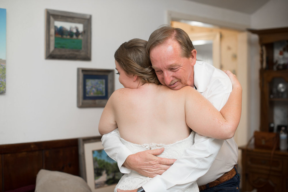 21 father of the bride and his daughter's first hug of the day.jpg