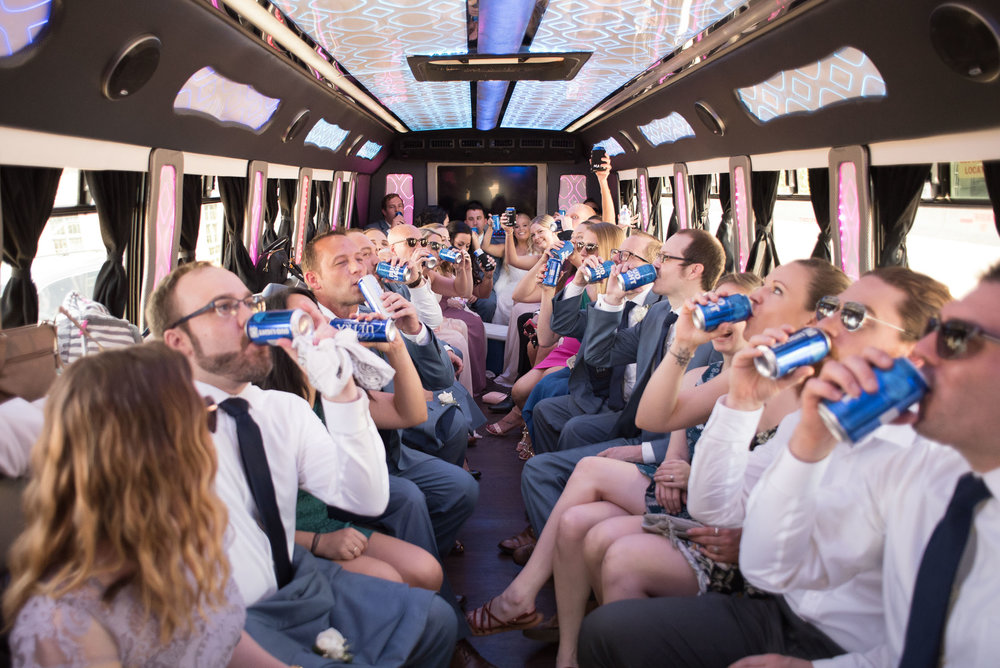 78 bridal party inside party bus.jpg