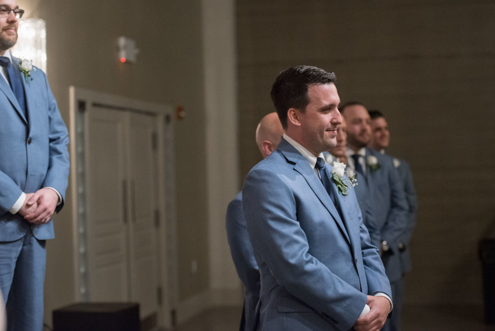 90 groom reaction to bride walking down aisle.jpg