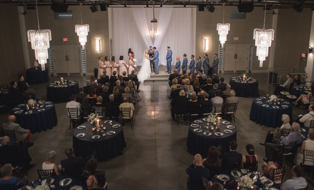 95 wedding with hanging chandelier.jpg