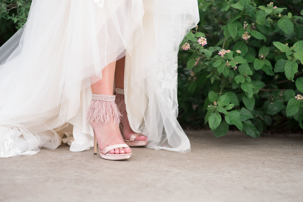 38 bridal shoes blush color with fringe.jpg