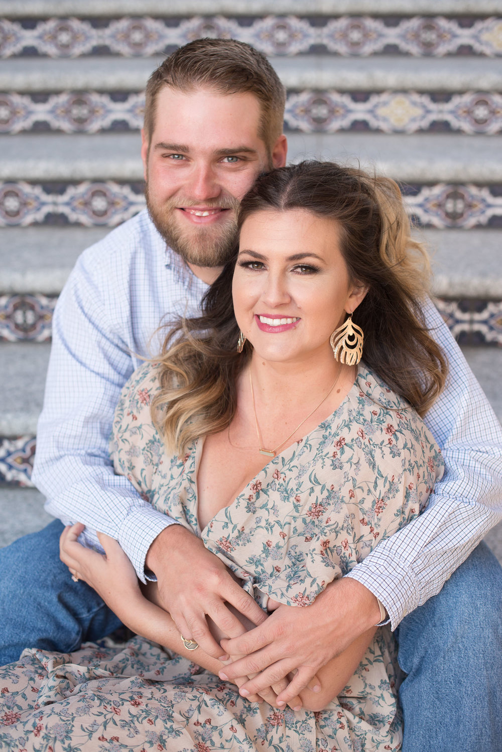 1 kansas city plaza tile stairs engagement session.jpg