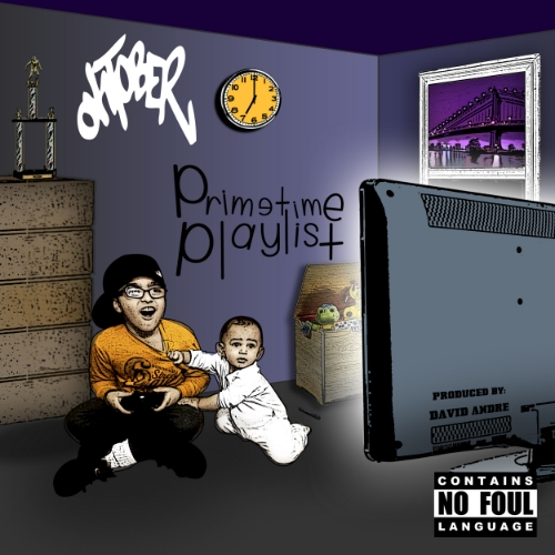 Oktober Zero Ep Dedicated to his son Real Hip Hop