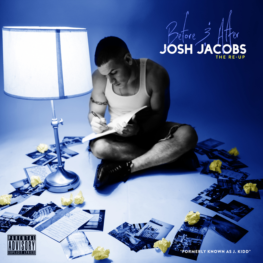 Josh Jacobs - Before And After - Cover Art
