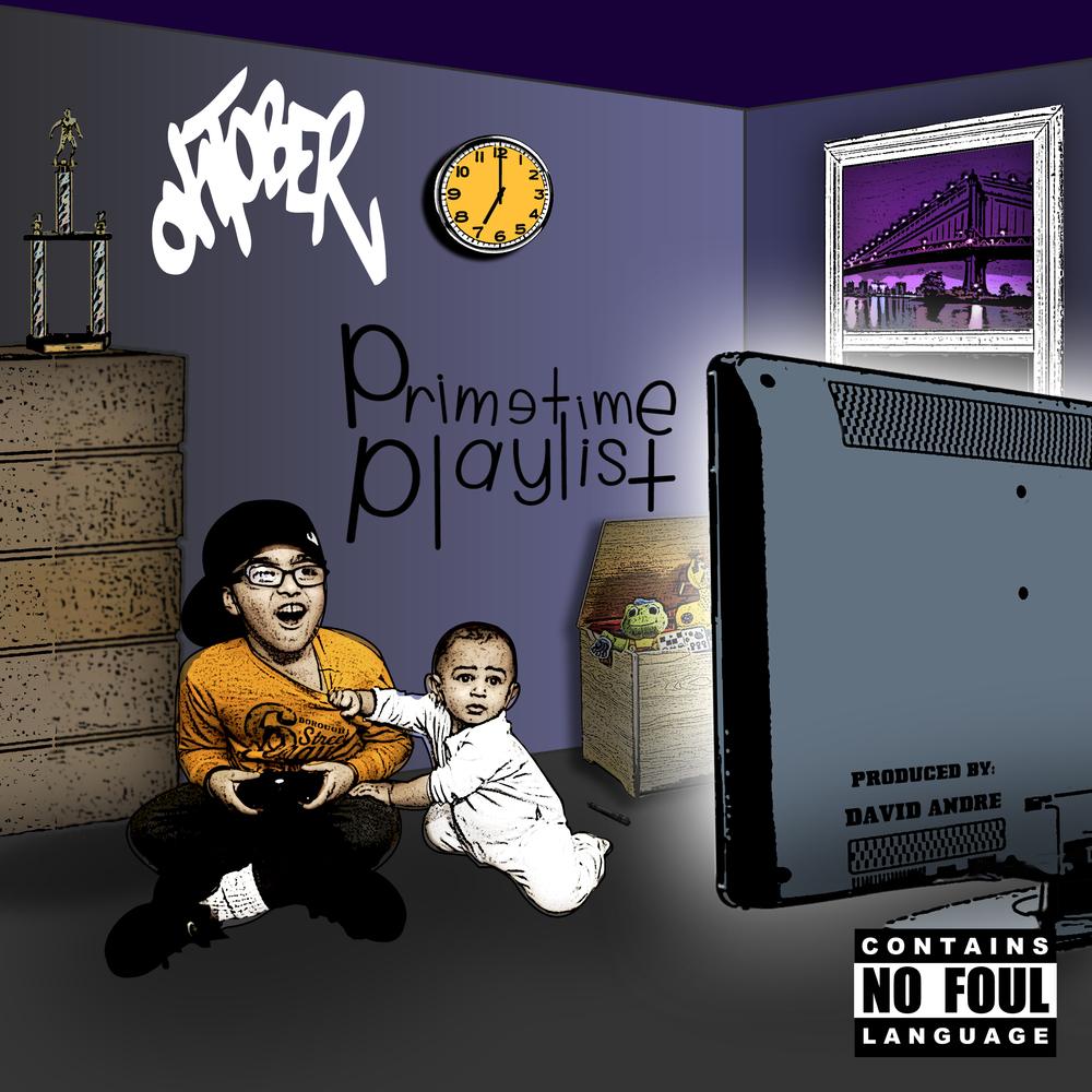 """Oktober Zero """"Primetime Playlist"""