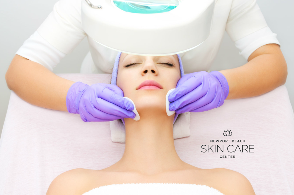 Clinical Facial Treatments - Targeted customized facials base on your skin concerns unlike the average spa facial.