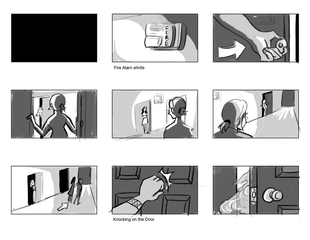 Pilot Storyboard