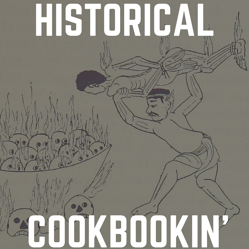 Dinnermen Cookbookin'