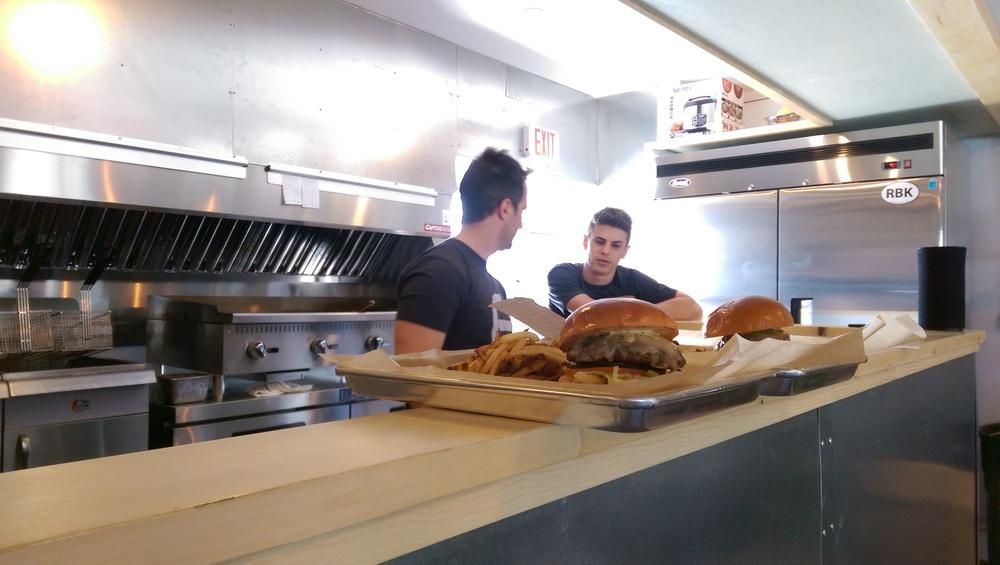 Buns Burgers Rhinebeck