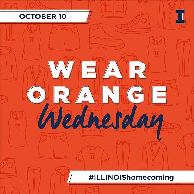 🔶🧡🔶Tomorrow! Start thinking of that orange outfit now!🔶🧡🔶