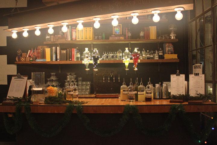 Industry City Distillery Tasting Room Bar