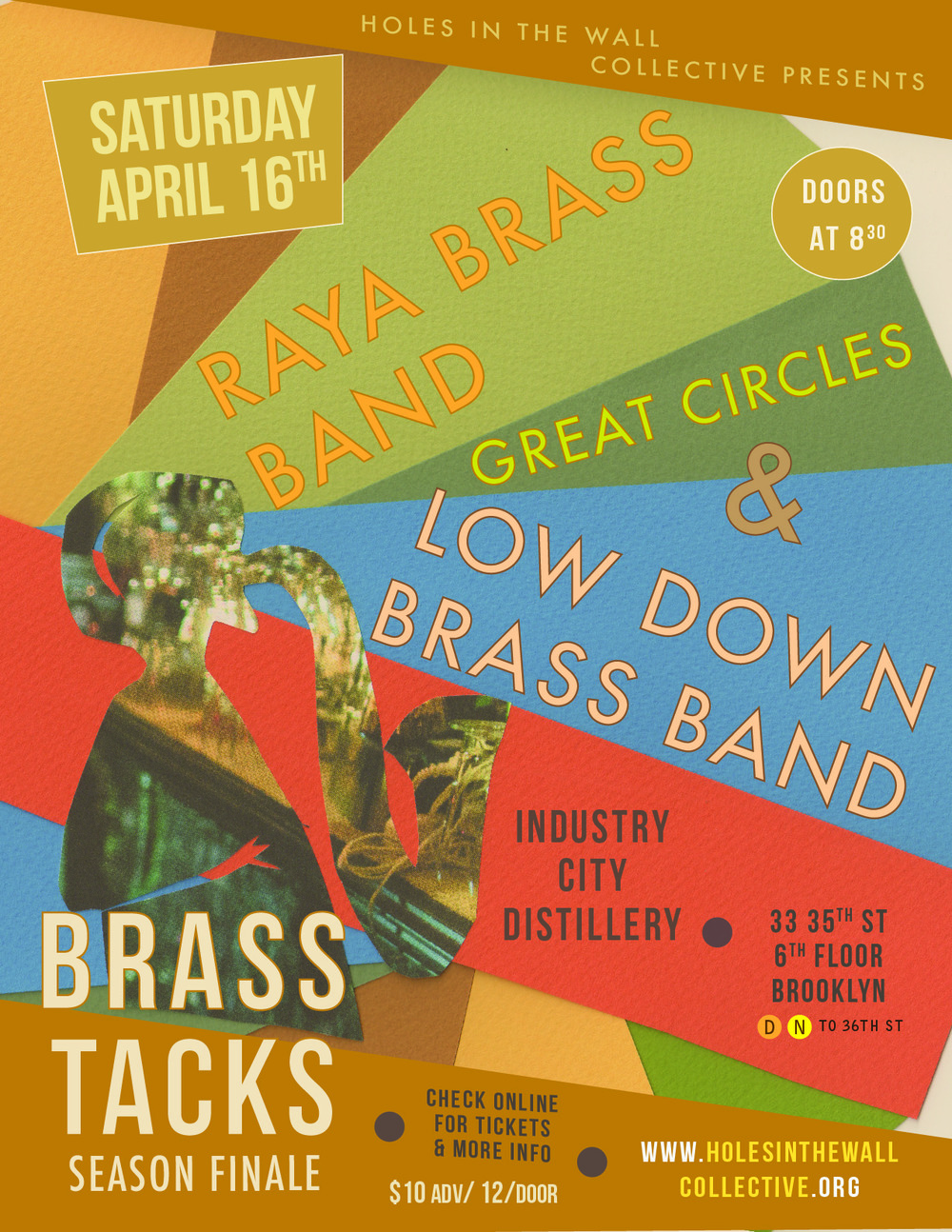 Brass Tacks 4/16