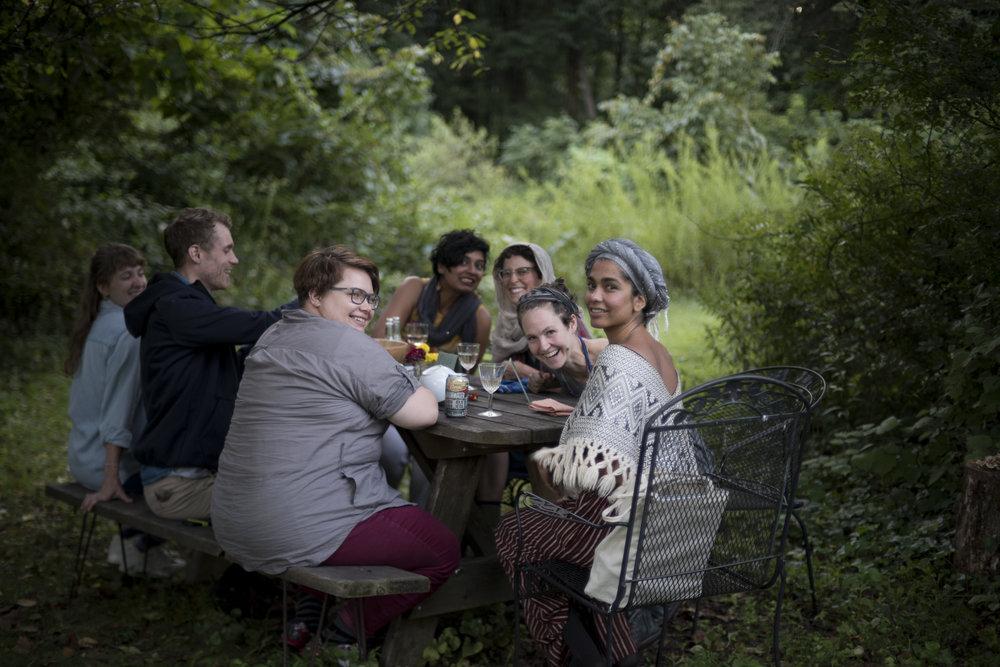 lali shot group at picnic table.jpg