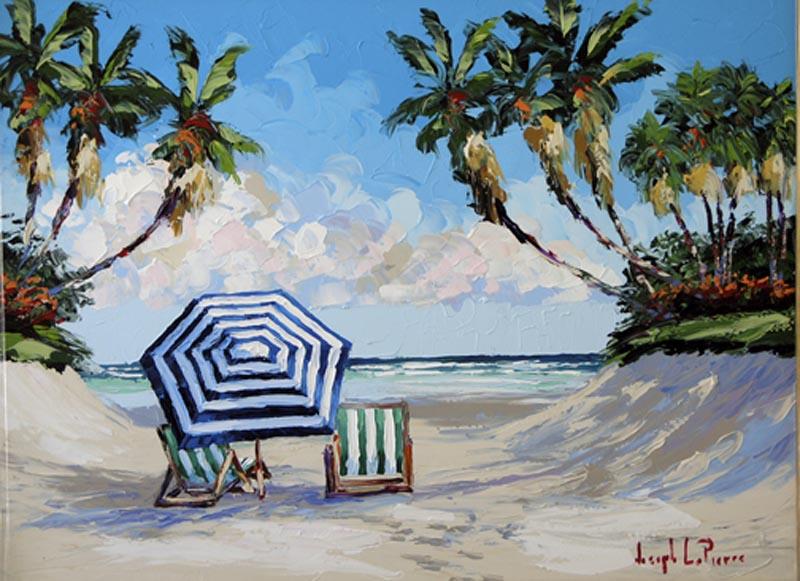 """""""Umbrella Access"""" - 30x40 - $3,200.00"""