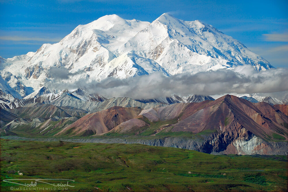 Clear Mt McKinley