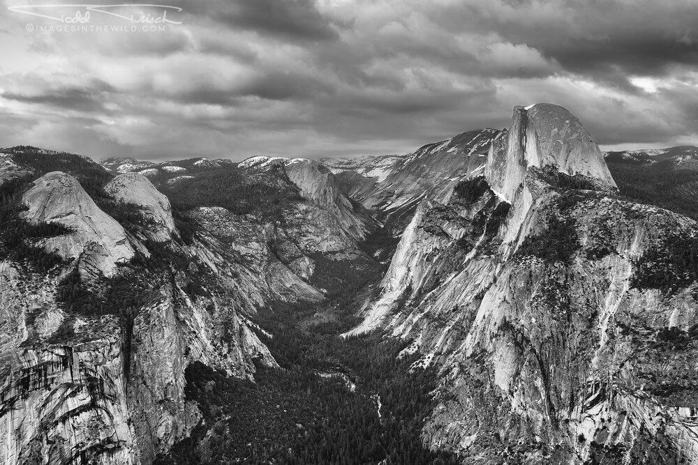 Glacier Point - Yosemite