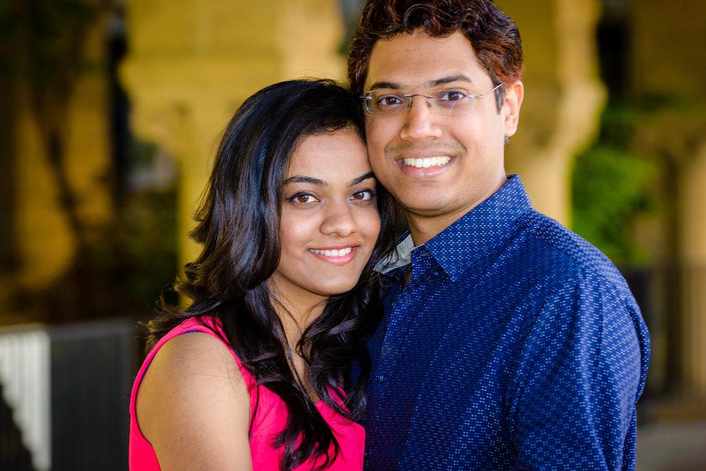 Sathya & Ishuwar