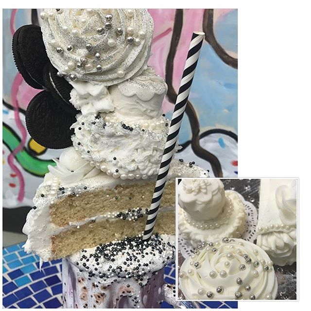 Yassss Bash! Is being featured in Cream and Sugar. Say hello to The Wedding Shake!💍