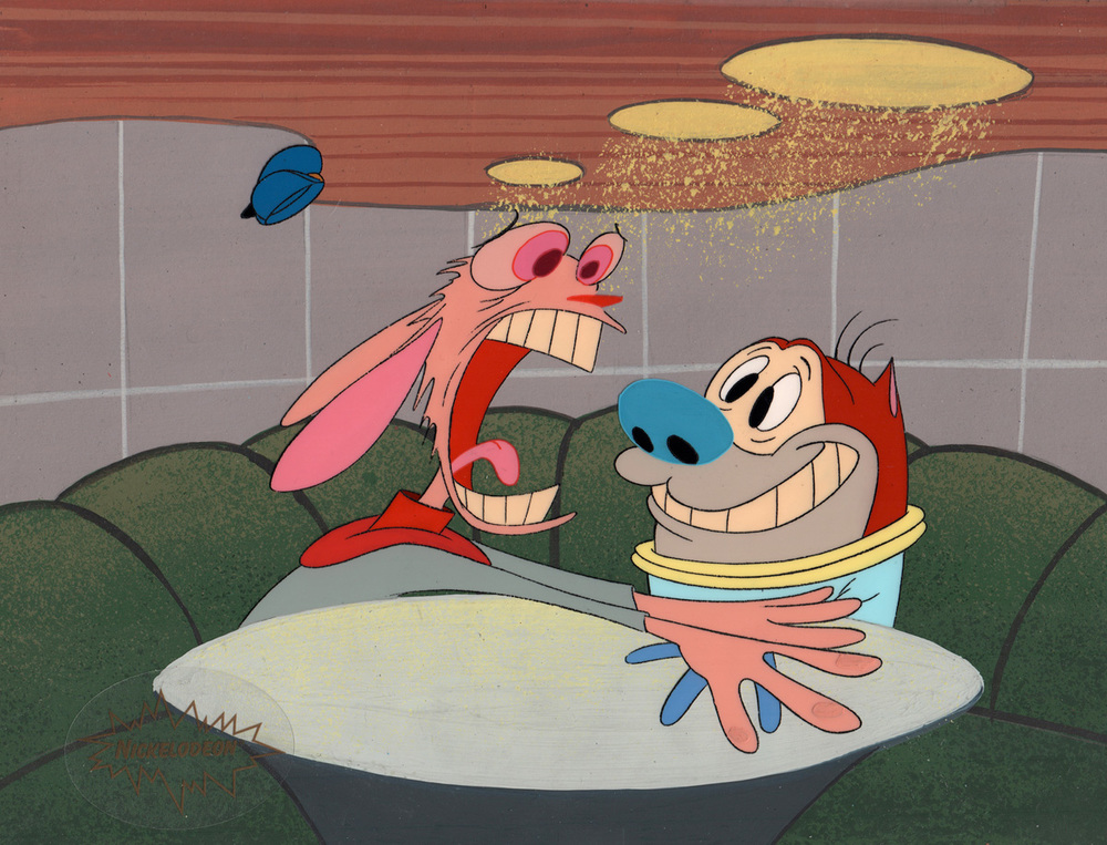 Ren And Stimpy Space Madness