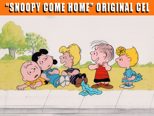 SnoopyComeHome-OriginalCel.jpg