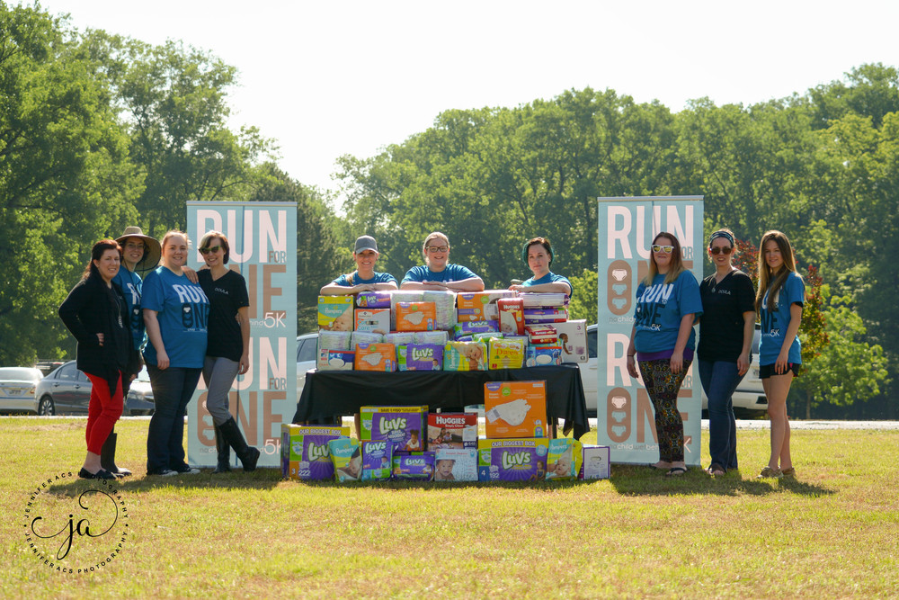 1st Annual No Child Wet Behind 5K & Diaper Drive 2016