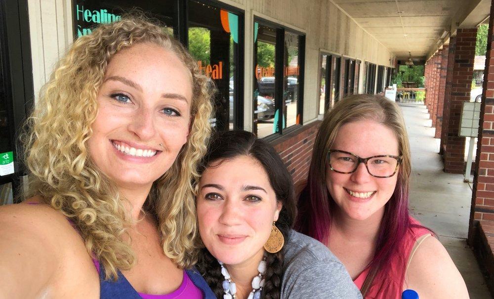 Hayley, Brittany & Sondra