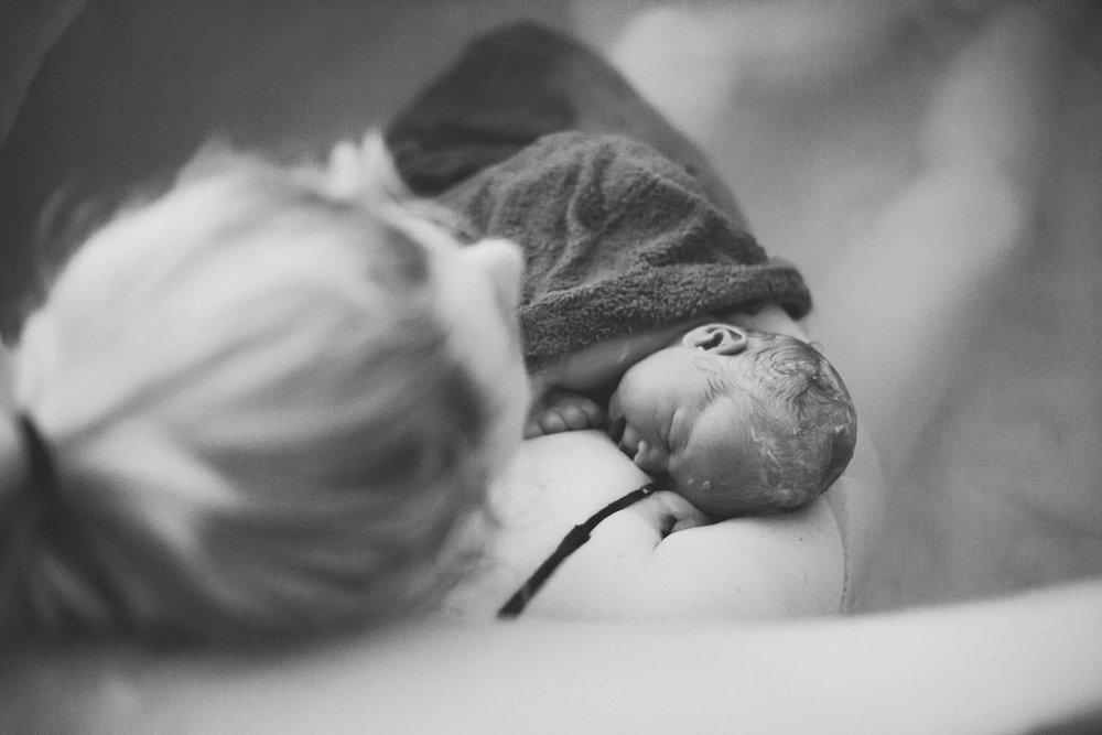 Homebirth is so beautiful!