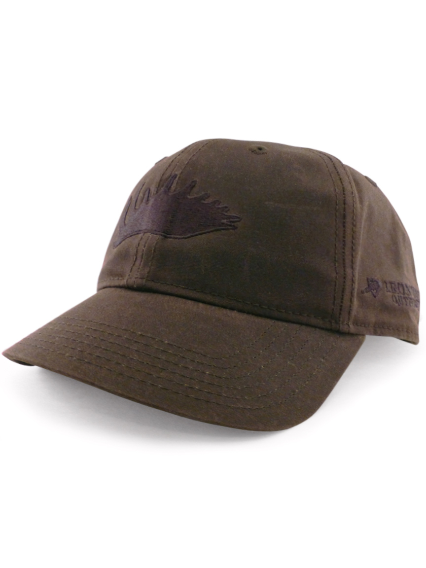 Rugged Oil Skin Cap — Iron Will Outfitters 41f2b5f4bb3
